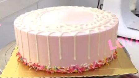 肯尼兔与布朗熊蛋糕#路易卡通蛋糕##美食#你们看完再赞, 还