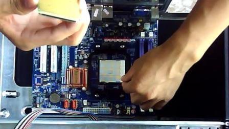 电脑入门维修组装全新电脑系统叶身潭教程视频2