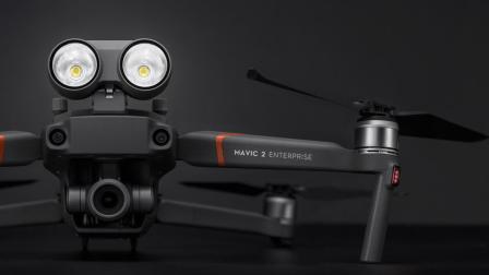 "DJI大疆创新 发布""御""Mavic 2无人机 行业版——强于技, 精于形。"