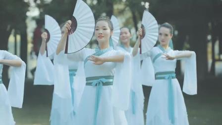 古典舞《难念的经》, 满身江湖气息的女子们!