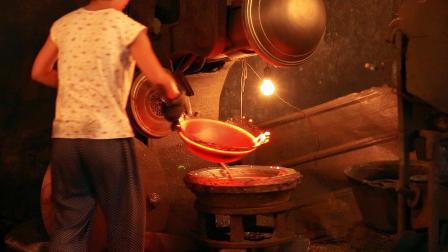 火哥的锅, 揭秘1500度的国礼, 这是四川铁锅更是传世艺术品