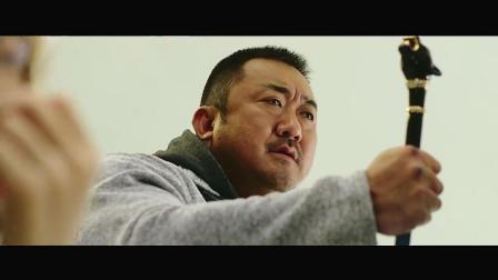 2018韩国励志运动片, 全片无特效真实呈现, 为马东锡量身定制电影