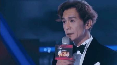 李咏从业25年来, 第一次登台演唱献给《好声音》, 4位导师很喜欢