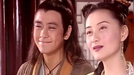 绝代双骄: 林志颖苏有朋第一次碰面, 太帅了两个人!