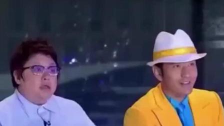 """中国梦之声: 抖音网红""""面筋哥""""高歌一曲, 黄晓明听得目瞪口呆!"""