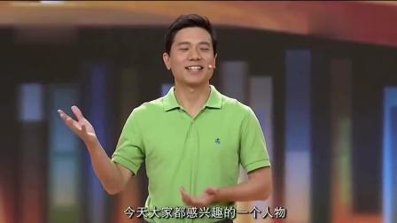 百度李彦宏做客开讲啦, 精彩演讲得到台下掌声不断