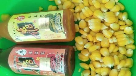 玉米粒饵料的制作方法, 特别适合钓大草鱼和大鲤鱼!