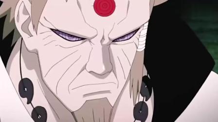 火影忍者: 果然是六道仙人, 秒召唤九只尾兽!