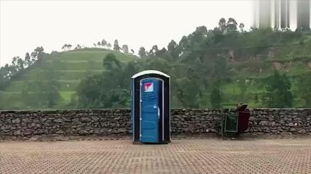 国外整蛊成本太高, 上个厕所以为来到了好莱坞片场