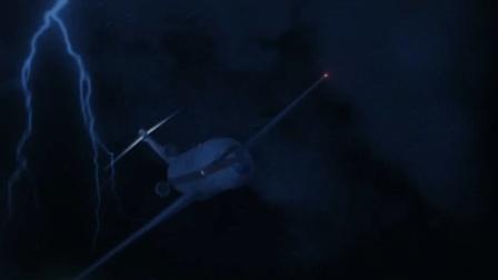 恐怖电影《航班666》, 一架被怨灵围困的航班, 起飞后各种灵异事件不断
