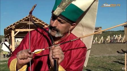 弓箭的手工制作过程