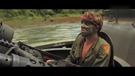 电影: 迄今为止一部难越的美国越战大片场面足够猛烈劲爆