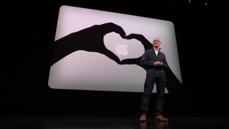 全面屏iPad Pro携手Mac新款华丽登场