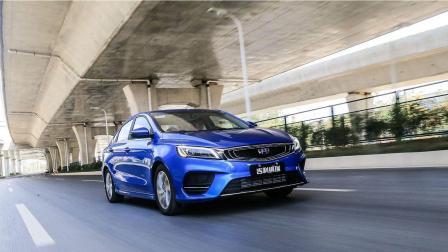 10万左右家轿就选它, 颜值爆表还自带L2级自动驾驶, 同级最强
