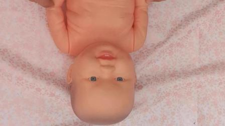 婴儿被动运动肌力训练操