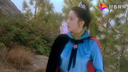 《东成西就》: 小师妹扔飞镖, 结果把自家师父的脑袋伤得不轻!