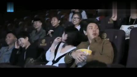 《橙红年代》花絮: 陈伟霆拍戏现场睡着, 马思纯无奈ing!