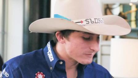 骑牛者Bull Rider Ryan Dirteater Still Loves The Sport That Breaks Him