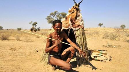 """非洲最后的原始部落, 全族人不用上班, 无法律约束, 成为最""""自由""""的人类"""