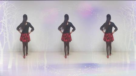 32步广场舞《北江美》基础舞步 歌声悠扬动听舞步简单优美