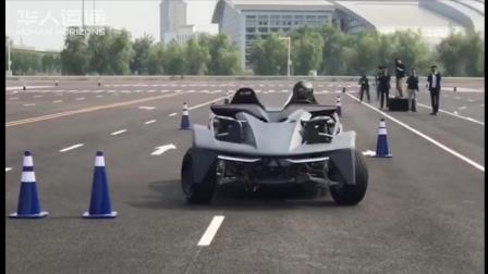 华人运通再造突破, 如何达成轮毂电机整车控制? Ta们做到了!