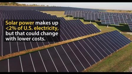 瑞泰克帮助美国普渡大学太阳能项目