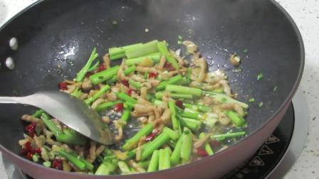 家常炒菜《豆芽肉丝》, 色香味美, 吃了还想吃, 一学就会