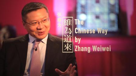 """维为道来: 当年的中国没有钱, 只有靠自己""""去杀出一条血路"""""""