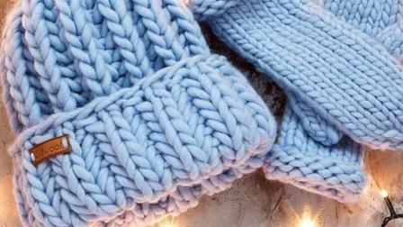 【1812全集】兔兔编织坊 羊驼绒冬季棒针编织帽子视频教程 编织帽子视频教程 教育视频在线播放