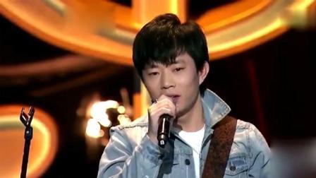 他参加《中国好歌曲》唱这首歌, 刘欢激动的泪流满面, 如今红遍亚洲!