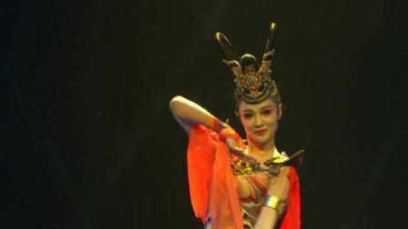 王者荣耀周年庆音乐盛典 遇见飞天杨玉环超美舞姿 单舞独秀