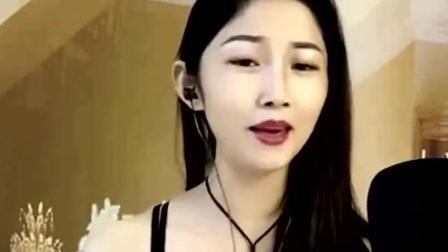 25岁青春妹子翻唱《映山红》 太醉人了 听入迷了!