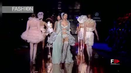ANDRES SARDA 奔驰2018马德里秋冬时装秀, 各种美女, 各种时尚内衣, 真漂亮!