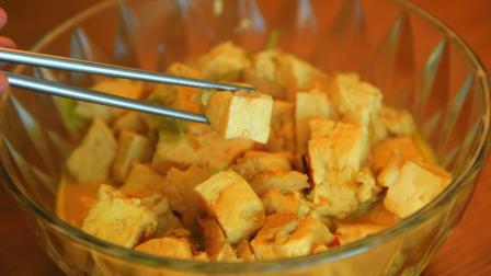 炖豆腐别样的做法, 这样做出的炖豆腐不老, 经济实惠家常菜