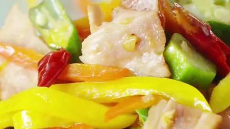 蔬菜中的补肾之王, 做法简单还好吃, 荤素搭配的培根炒秋葵!