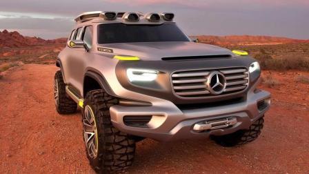 """奔驰造出""""喝水""""的汽车, 续航里程达到800公里, 真正的新能源汽车"""