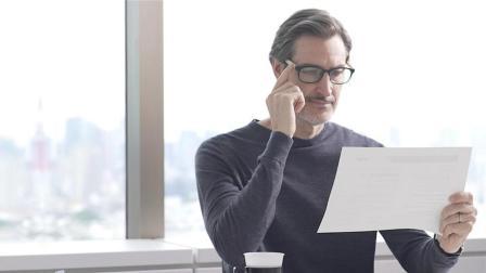 日本发明电子变焦眼镜, 近视远视随意切换, 一般人用不起!