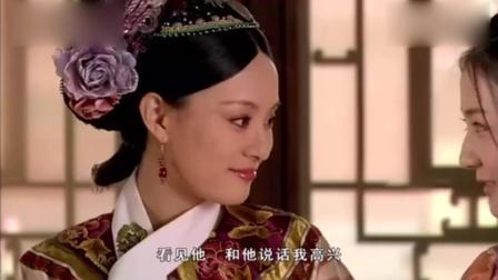 甄嬛传_皇上为何放过最像纯元的玉娆? 原来苏培盛曾告诉他这秘密