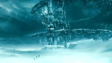 另类的末世科幻片, 未来世界整个地球都被冰封, 人类开始产生变异