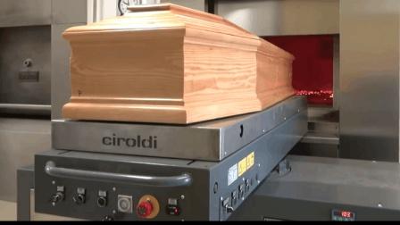 冰葬将取代火葬? 人体在零下190度中能迅速粉碎, 对环境没有污染