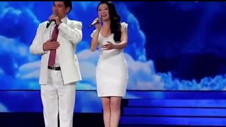 原来这才是朱之文的老婆, 两人2018合唱一首肉麻情歌, 一夜爆红!
