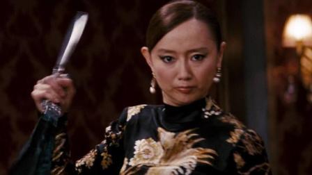成龙影片《尖峰时刻3》: 遭遇女, 卡特还以为做不可描述之事