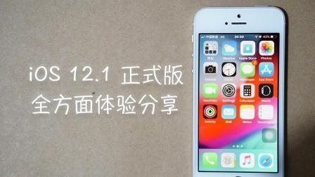 iOS 12.1 正式版体验, 升级还是不升级?
