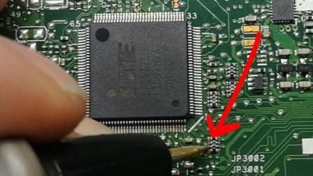 华硕笔记本不开机, 仔细量下这几个信号, 就可以找出哪里坏了