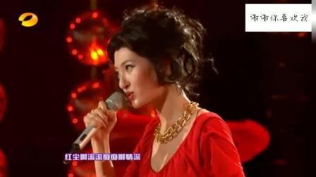 杨洋模仿叶倩文演唱《潇洒走一回》, 有点当时的韵味!