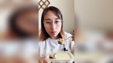 芒果千层盒子+伯爵红茶千层+奥利奥牛乳