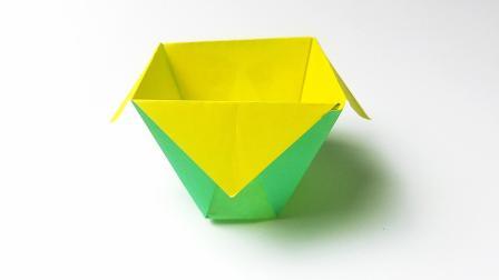 折纸王子折纸小盒子