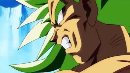 龙珠: 悟空自在极意功不敌布罗利! 这是被打出来? 贝吉塔觉醒! 超越悟空。