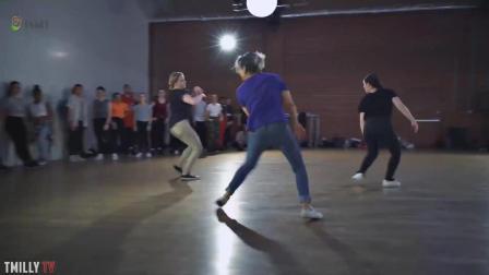 Galen Hooks编舞, 好莱坞经典歌舞片《西区故事》片段, 跳得真好