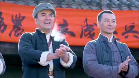 三分钟看完《地雷战》第五集赵化龙藏雷炸鬼子救助乡民